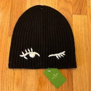 Kate Spade Winking Knit Hat / Beanie ♠️